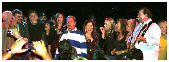 Carl Wilson tribute concert photo